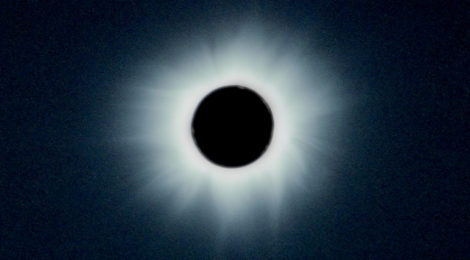 Totality - eclipse 1999